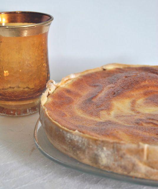 Pão e Beldroegas: Queijada Fina de Sintra