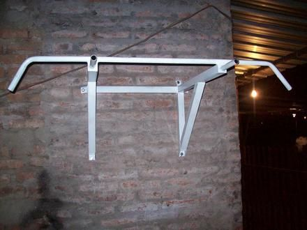 Fotos de barra para dominadas buenos aires ideas - Barra dominadas pared ...