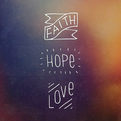 Inspirational Quotes About Faith And Love Stunning 87 Best Faith Hope Love♡ Images On Pinterest  Thoughts