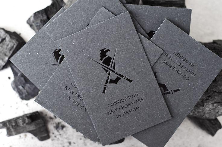 Visitenkarten Legionaer