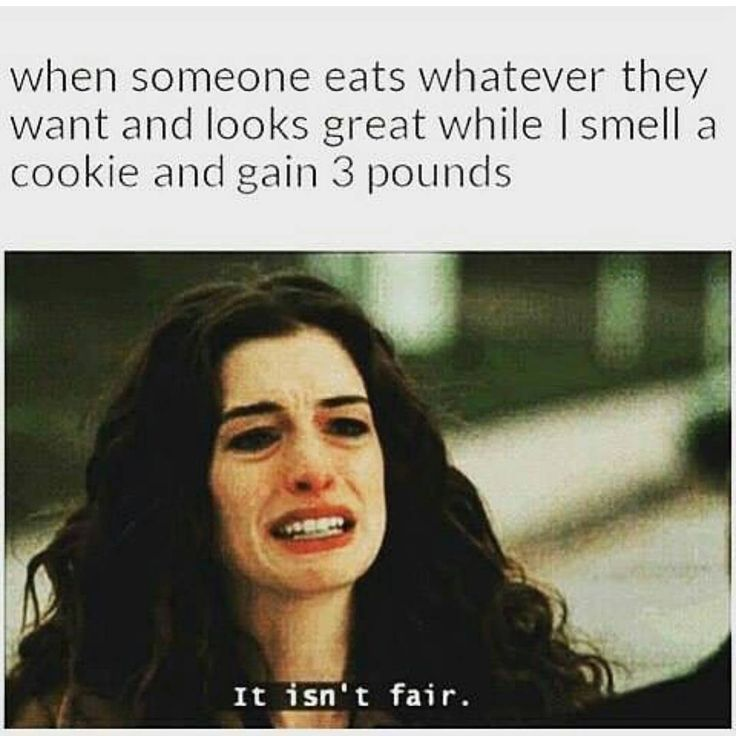 When Someone Eats Whatever They Want - Diet and Fitness Humor, Gym Memes, Gym Humor, Weight Loss, Weight Watchers, Fat, Fat Loss, Clean Eating, Beachbody, Food, Foodie, Eat, Cookies, Exercise, Workout, Lift, Cardio, Legs, Leg Day, Squats, Fit Mom, Abs, Nutrition, Active, Sweat, Fit, Fit Girl, Crossfit, Gains, Rise and Grind, Transformation Tuesday,Flex, Muscles, New York, Atlanta, Los Angeles, Miami, Chicago, Houston, Dallas, Toronto, Tampa, Orlando
