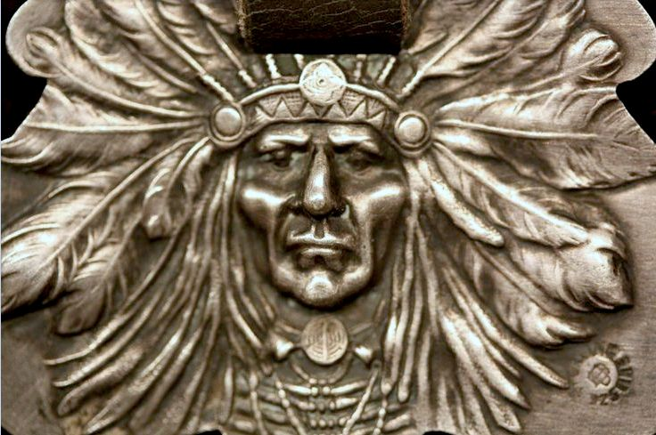 31 Best Images About Unger Brothers Sterling Indian Chief