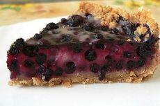 """Вариация на тему """"Чизкейк"""" или Черничный пирог  Требуется: 300г печенья типа Юбилейное 100г слив. масла Показать полностью…"""
