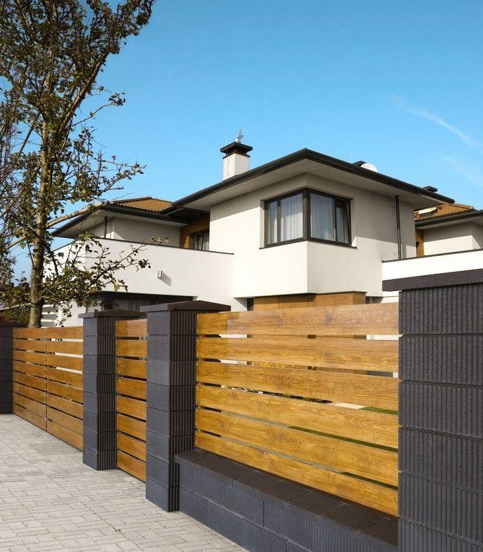ценит, забор для фасада дома фото ресторана предлагает современную