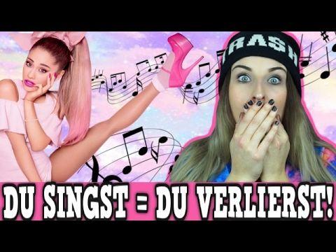 Wer Bei Diesem Video Singt Hat Verloren Youtube Singen Calvin Harris Lieder