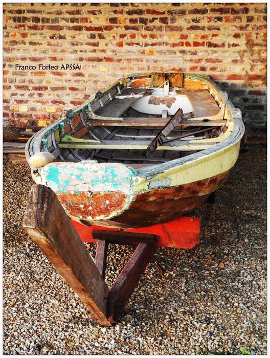 Old Boat, Knysna
