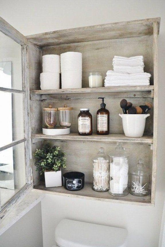 11 Bathroom Shelf Ideas Best Bathroom Shelving Ideas Bathroomideas Bathroomdecor Bathroomart Ba In 2020 Kleines Bad Dekorieren Badezimmer Diy Shabby Chic Schrank