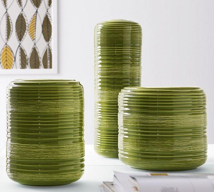 Tristan Vases by Calligaris