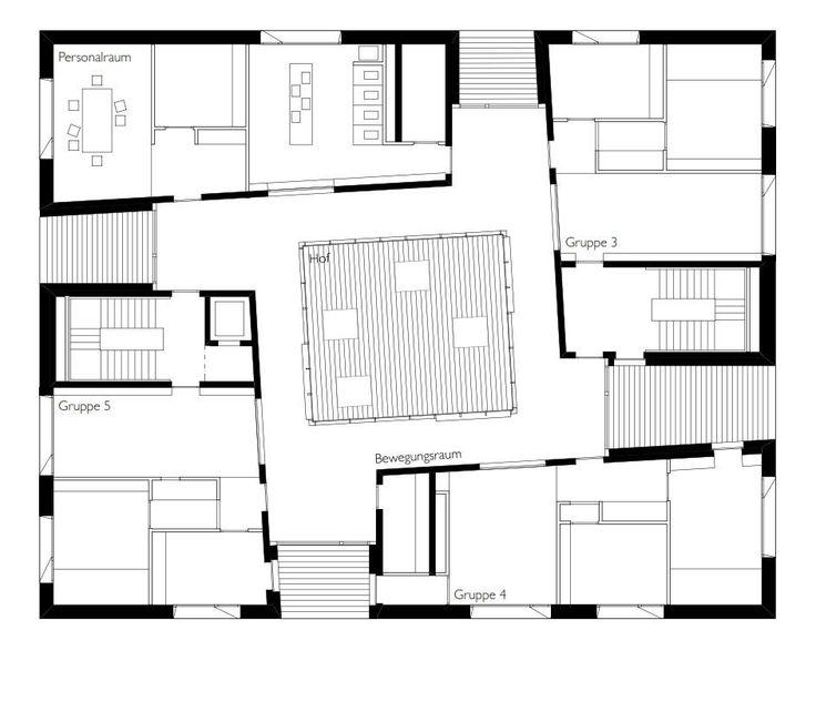 137 besten plan bilder auf pinterest grundrisse for Innenarchitektur studium karlsruhe