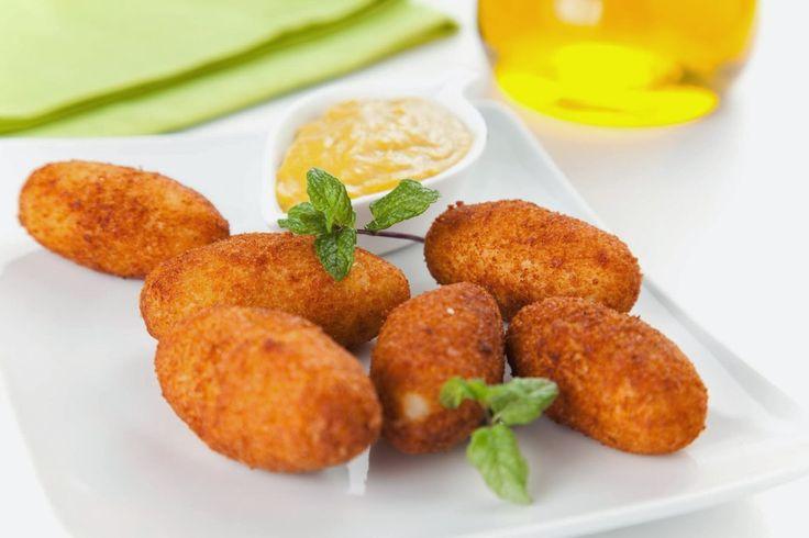 Karfiolkrokett vadasmártással (paleo ebéd recept) ~ Éhezésmentes Karcsúság Szafival