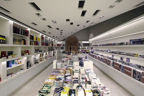 Modern Bookstore Interior Design Ideas