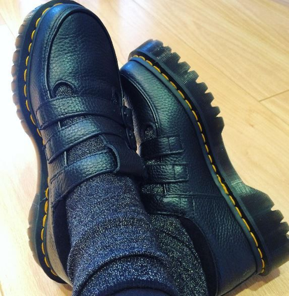 Doc s of The Day  The Freya Suede shoe, shared by beccadraws88.   ON CALL  Doc  Martens   Dr. Martens, Doc martens, Dr martens outfit 75c89f7977b3