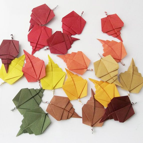 335 best origami leaves images on pinterest origami
