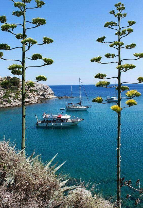 Rhodes island, Dodecanese, Greece