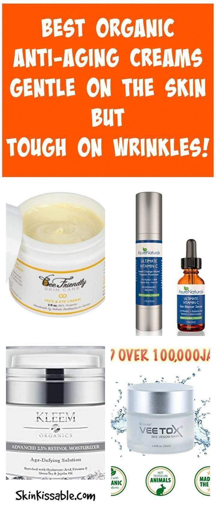 best organic anti aging cream