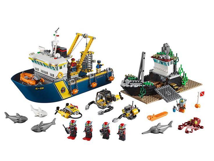 Deep Sea Exploration Vessel (60095)