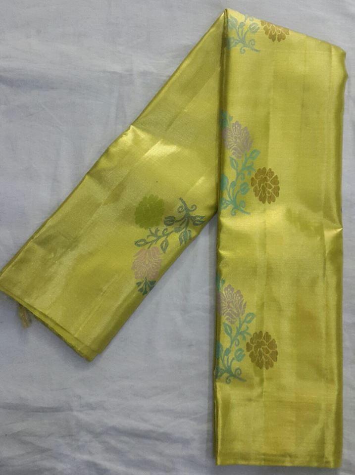 Exclusive Pure kanchi pattu Sarees | Buy Online Kanchi Sarees | Elegant Fashion Wear