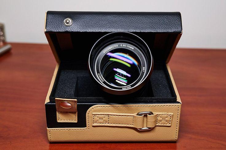 Zhongyi Mitakon Speedmaster 50mm f/0.95 Sony E Mount Full Frame