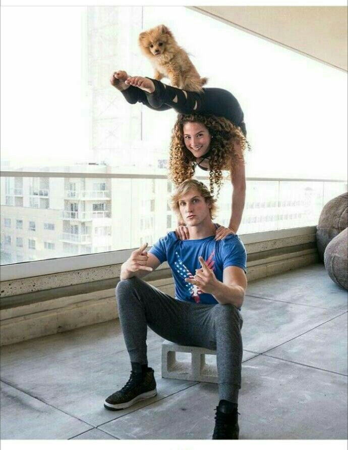 Logan Paul Sofie King Kong Sofie Dossi Pinterest Logan Paul