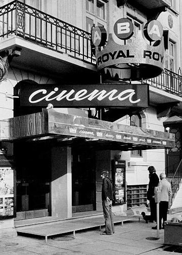 The Cinema (especially one that has an old-fashioned air) gives me that special feeling...