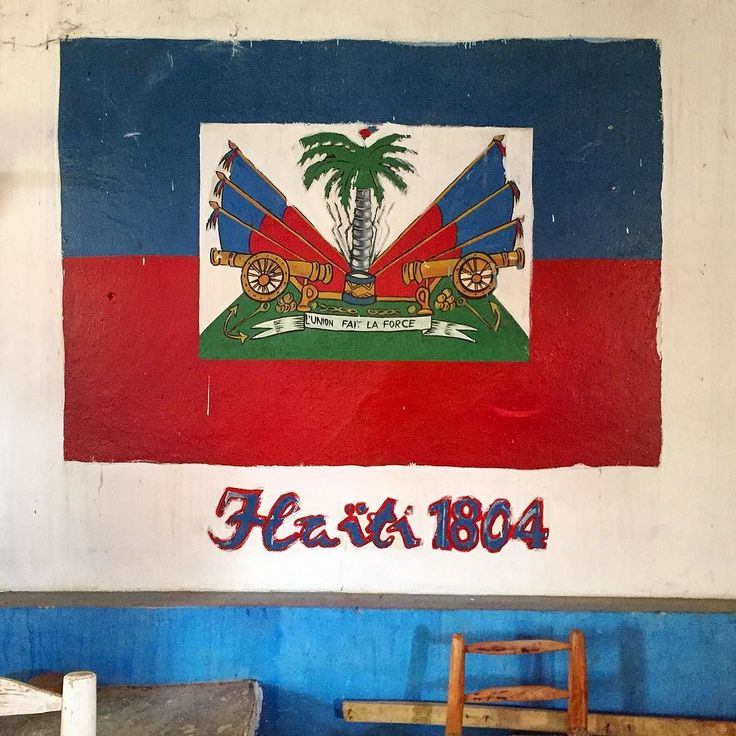 Happy Haitian Independence Day!!!  214 years ago on this day Jean-Jacques Dessalines declared freedom from French colonial rule and signed the Haitian Declaration of Independence in the city of Gonaïves. It ended the slave revolution that began in 1791 and cemented Haitis status as the first black country to gain independence from its enslavers a move that would embolden the abolitionist movement around the world... #haiti #1804 #history #independenceday #january1st #happynewyear #respect…