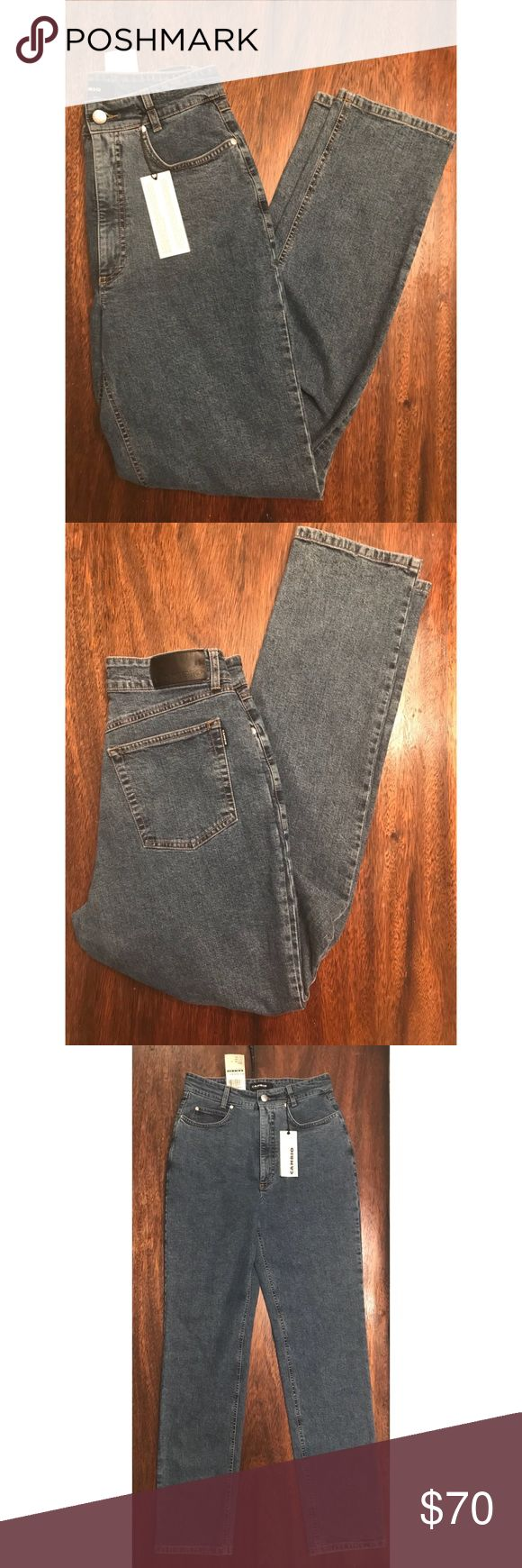 """NWT High Waisted Mom Sharon Cambio Jeans New with tags no flaws: high waist rise is 13"""" Inseam is 32"""" Cambio Jeans Skinny"""