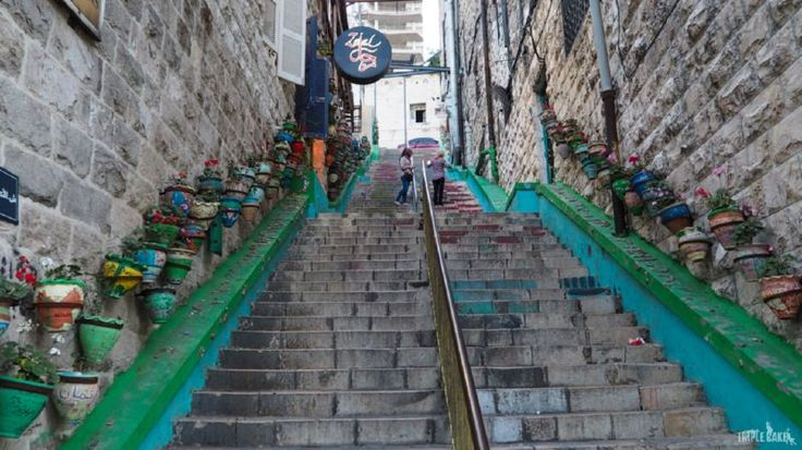 Stairs of Amman