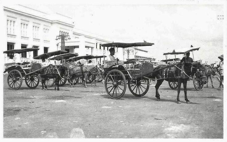 Stasiun Surabaya 1930