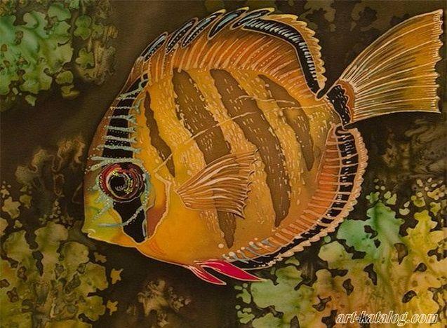 Экзотическая рыба (637x468, 367Kb)
