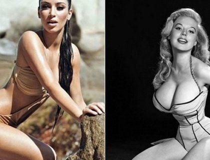 11 фотографий, демонстрирующих, как изменились стандарты идеального женского тела за последние 100 лет