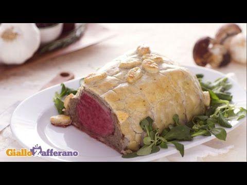 State cercando un secondo piatto ricco oppure una variante originale del classico arrosto? Allora il cuore di scamone in crosta con lardo e porcini è proprio...