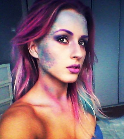 Find me on Facebook: Paulina Jankowska Make Up