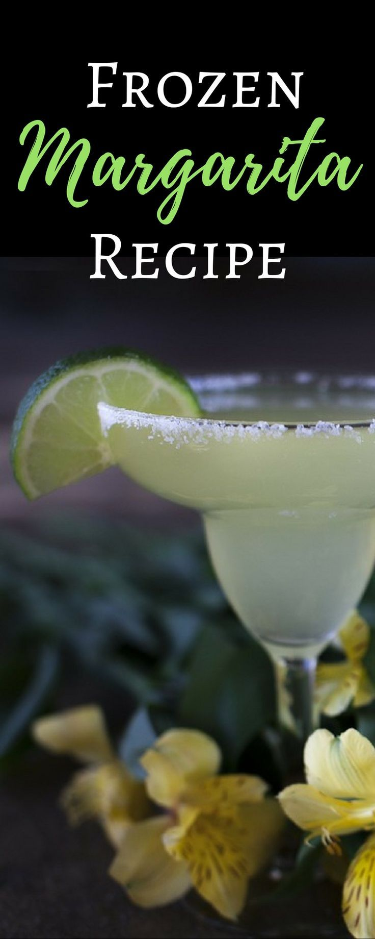 The Best Homemade Margarita Recipe Ever! It's Easy and Refreshing Perfect for  Spring/Summer