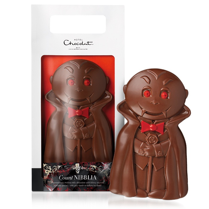 Count Nibblia from Hotel Chocolat #HotelChocolat #chocolate #halloween
