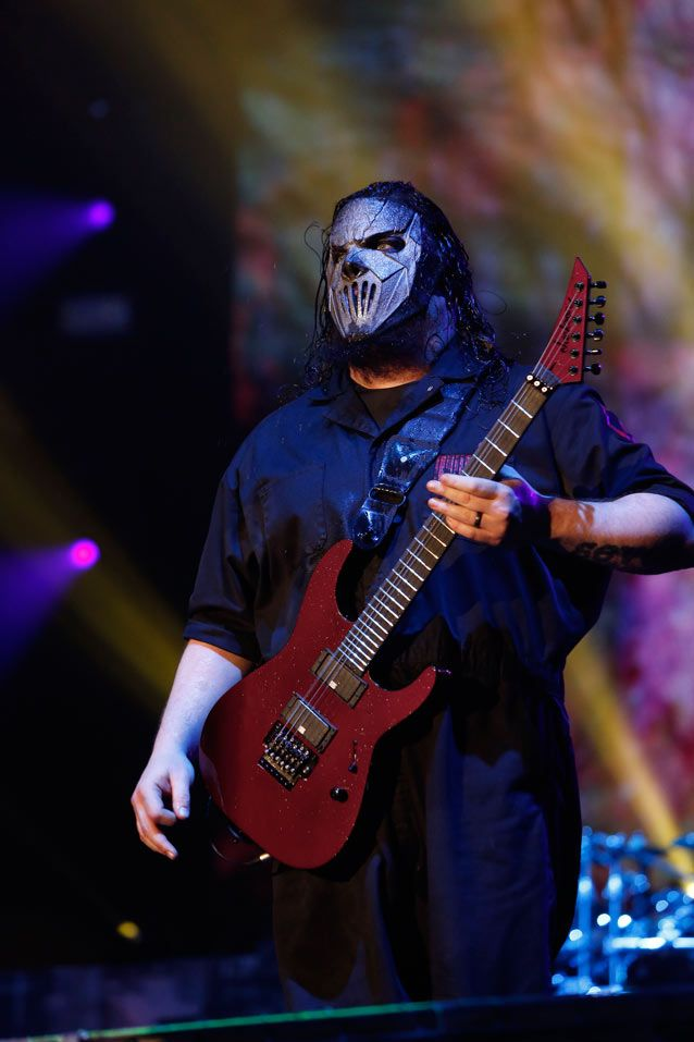 Slipknot lead guitarist Mick Thomson is one of metal's most successful and revered players.  His game changing, take-no-prisoners approach to metal guitar has influenced countless musicians worldwide, while his black hole-heavy de-tuned guitar sound has been an integral part of Slipknot for more than two decades.  With more than 16 million records/videos sold and an impressive stream of ongoing sold-out worldwide tours, the Grammy award-winning, multi-platinum band continues to be a domi...