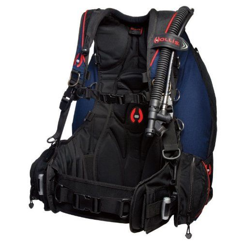 Hollis HD100 BC, Heavy Duty Technical or Recreational Scuba BCD, X-Large >>> Find out more about the great product at the image link.