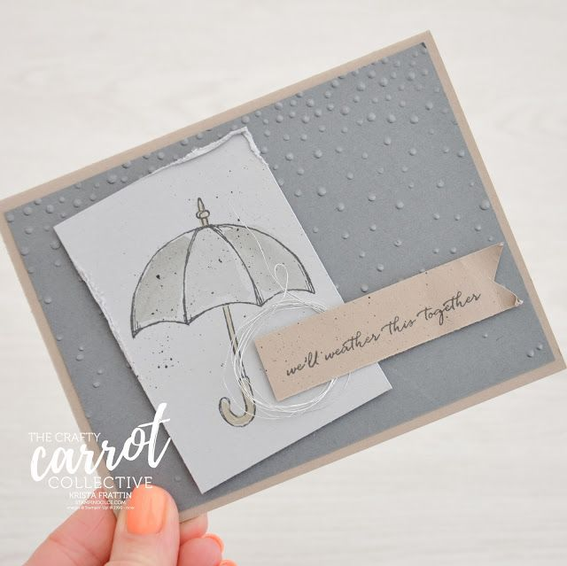 Stampin' Dolce: Nailed It (sort of) - Crafty Carrot Co. Blog Hop
