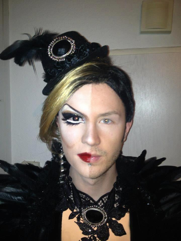 Drag Queen Make Up: Drag Queen Makeup Is Great!!!