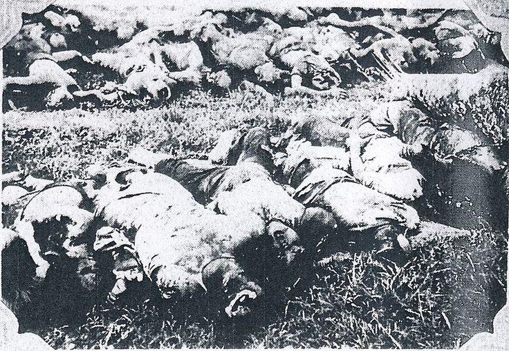 通州事件 ファイル:Tungchow虐殺2.JPGの日本人犠牲者の虐殺死体