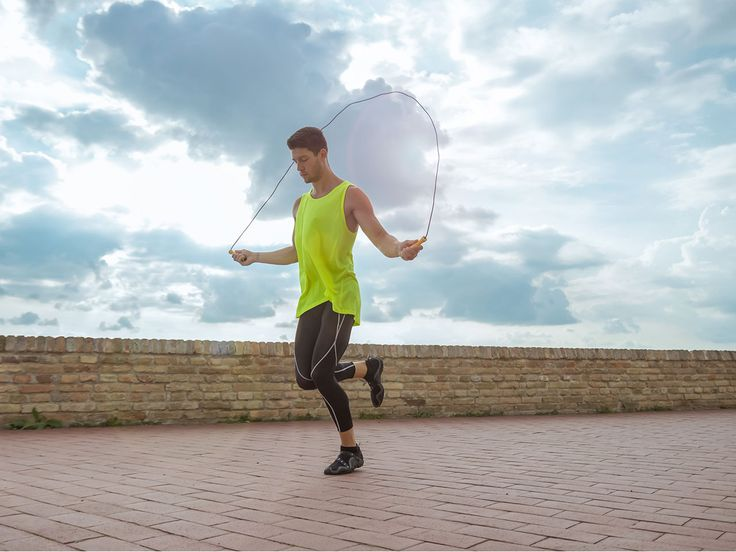 The best jump-rope workout   Men's Fitness