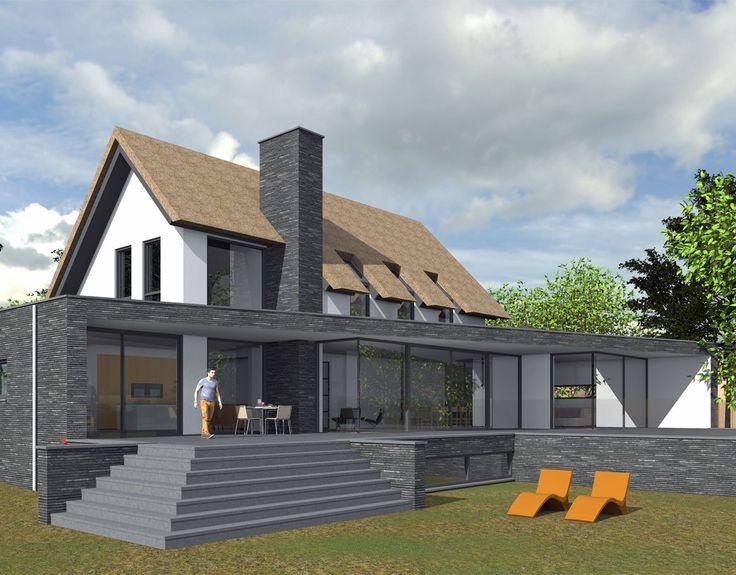 Villa P Huisstijl, Huizen en Architecten