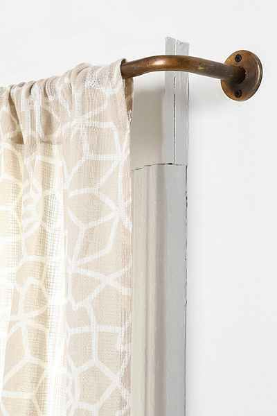 41 Best Curtain Rods Amp Track Systems Images On Pinterest