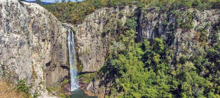 El Salto, una maravilla muy cerca de Tegucigalpa