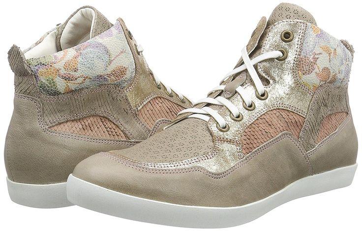 Think! Seas Sneaker, Women's Low-Top Sneakers: Amazon.co.uk: Shoes & Bags