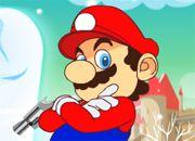 Snowy Mario | juegos de mario bros - jugar online