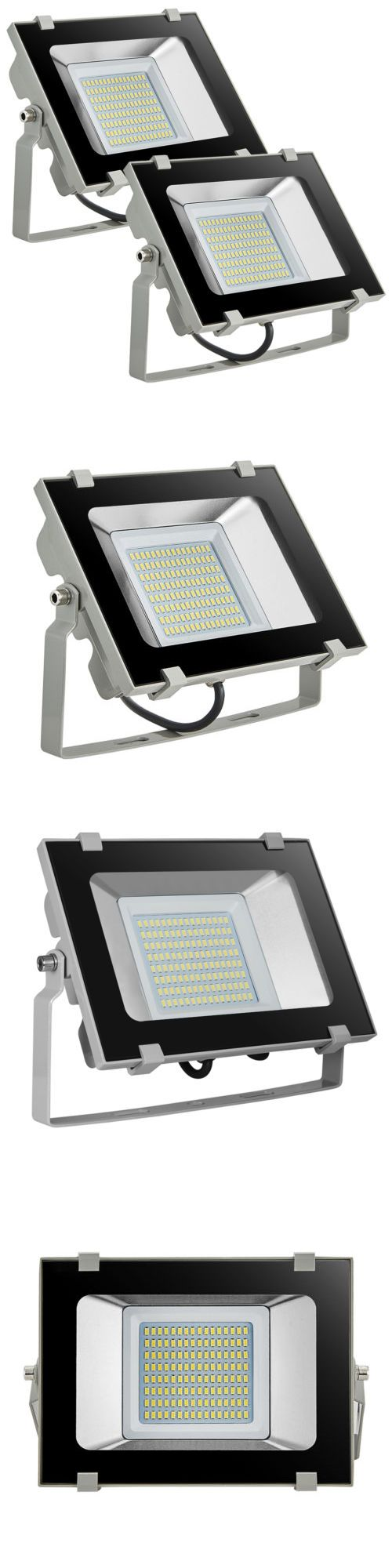 Outdoor Security and Floodlights 183393: 2X50w Flood Light Led Spot Light Cool White Floodlight Outdoor Garden Lamp 110V -> BUY IT NOW ONLY: $61.99 on eBay!