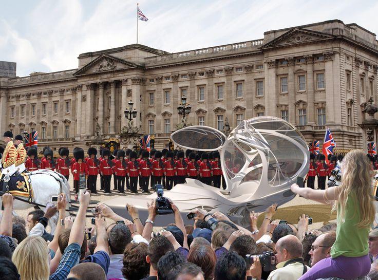 RZ-A: Royal Carriage Proposal - 2011