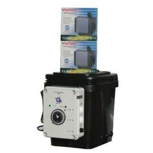 It could be said that hydroponics pumps are the heart for any hydroponics system. Hydroponics pumps help provide automation and nutrient and water delivery for your plants. Hydroponics pumps can be submersible or air powered. Choose the type of pump that suites your system.