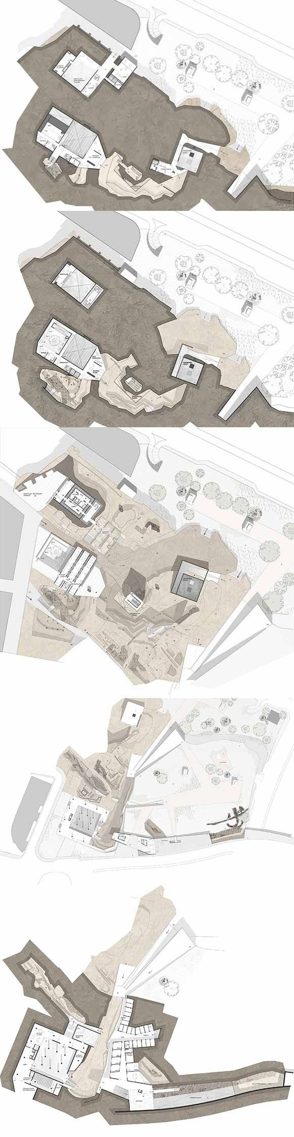 Architecture, Archaeology and Beirut: A Scenario for a Dialogue - Antoine Atallah's Final Project at AUB-2011 :: Featured Projects :: Archileb.com