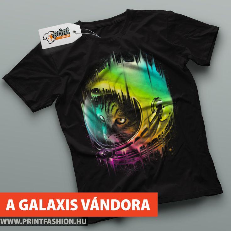 🐱A GALAXIS VÁNDORA🐱 Egyedi mintás pólók, atléták, pulcsik, táskák, párnák! WEBSHOP: 👉https://goo.gl/iZMxsC